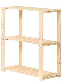 FLEXIBEL Scaffale basso Scaffali in legno Do it + Garden 603429500000 N. figura 1