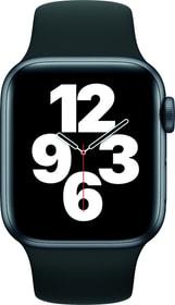 Watch SE GPS 40mm Space Gray Aluminium Black Sport Band Smartwatch Apple 785300155478 Bild Nr. 1