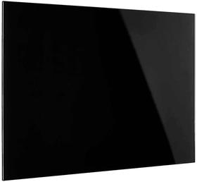 Design-Glasboard 600x400mm magnetisch schwarz Glasboard Magnetoplan 785300154981 Bild Nr. 1