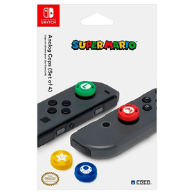 Nintendo Switch - Analog Caps - Super Mario Hori 785300155113 Bild Nr. 1