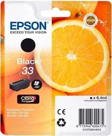 33 Claria Premium Tintenpatrone schwarz