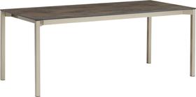 MALO Table au jardin 408054122003 Dimensions L: 220.0 cm x P: 90.0 cm x H: 75.0 cm Couleur OXIDO TERRA Photo no. 1