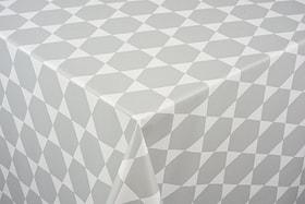 Caline gris 140 x 200 cm Couverture de table 753338700380 Taille L: 200.0 cm x L: 140.0 cm Photo no. 1
