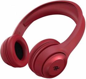 Aurora Wireless - Kopfhörer - Rot