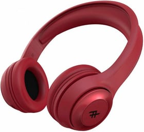 Aurora Wireless - Rouge Casque On-Ear Ifrogz 785300131935 Photo no. 1