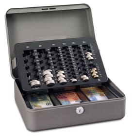 Moneta-Basic-CH Geldzählkassette Rieffel 614138800000 Bild Nr. 1