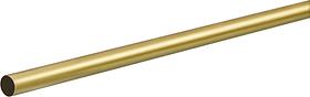 MATT Vorhangstange 430583416059 Farbe Gold Grösse B: 160.0 cm Bild Nr. 1