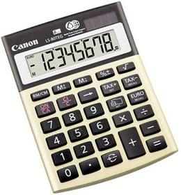Calculatrice CA-LS80TE 8-chiffres Calculatrice Canon 785300151405 Photo no. 1
