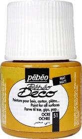 Pébéo Deco ochre 51 Pebeo 663513005100 Bild Nr. 1