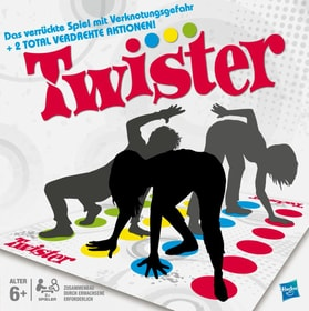 Twister (D) Hasbro Gaming 746975990000 Bild Nr. 1