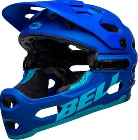 Super 3R MIPS Fullface Helm Bell 465049758140 Grösse 58-62 Farbe blau Bild Nr. 1