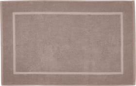 NATURAL FEELING Tappetino in spugna 450873121569 Colore Talpa Dimensioni L: 50.0 cm x A: 80.0 cm N. figura 1