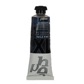 XL Studio 37ml Oil Colour Pebeo 663737200000 Colore Nero/Blu Dyna N. figura 1