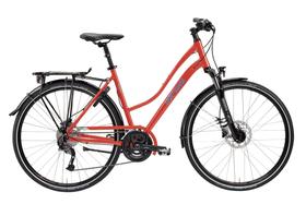 Momentum vélo de trekking Tour de Suisse 463395005230 Couleur rouge Tailles du cadre 52 Photo no. 1