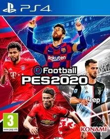 PS4 - PES 2020 - Pro Evolution Soccer 2020 Box 785300145957 Bild Nr. 1