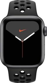 Watch Nike Series 5 GPS 40mm space gray Aluminium Anthracite Black Sport Black Smartwatch Apple 785300146968 Photo no. 1