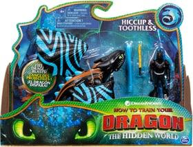 Dragons Drachen und Reiter Spielfigur Spin Master 748658200000 Bild Nr. 1