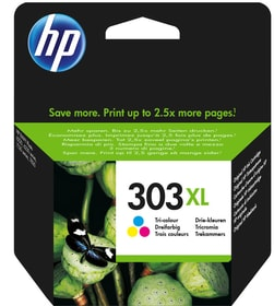 303XL color Cartuccia d'inchiostro HP 798543300000 N. figura 1