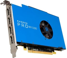 Radeon Pro WX 5100 8GB Card graphique AMD 785300155444 Photo no. 1