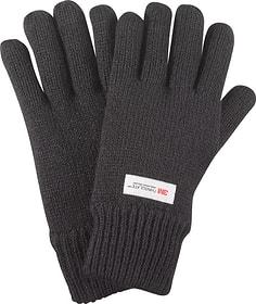 Unisex-Strickhandschuh Trevolution 464411608020 Farbe schwarz Grösse 8 Bild Nr. 1