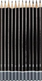 CLEA Bleistifte schwarz 440806500000 Bild Nr. 1