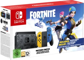 Nintendo Switch Fortnite Special Edition Konsole 785446200000 Bild Nr. 1
