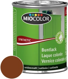 Synthetic Vernice colorata opaca Marrone noce 750 ml Miocolor 661438600000 Colore Marrone noce Contenuto 750.0 ml N. figura 1