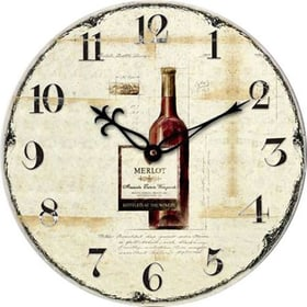 Horloge murale à quartz WT 1012 diam technoline 785300138936 Photo no. 1