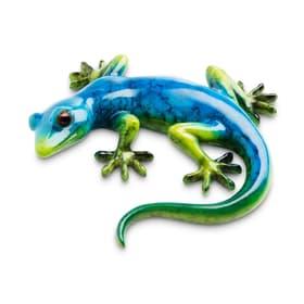 ANFIBIO déco gecko 382033800000 Dimensioni L: 18.0 cm x P: 18.0 cm x A: 4.0 cm Colore Blu N. figura 1
