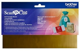 Transferpapier ScanNCut Gold Papier Brother 785300142678 Bild Nr. 1