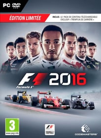PC - F1 2016 (Limited Edition)