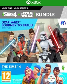 Xbox One - The Sims 4 - Star Wars: Journey to Batuu Bundle Box 785300155786 Bild Nr. 1