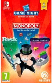 Hasbro Game Night [NSW] (D) Box 785300150874 Bild Nr. 1