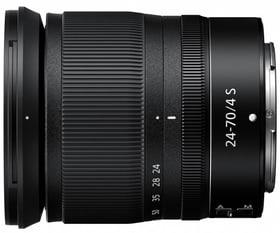 Nikkor Z 24-70mm f/4 S Objectif Nikon 793437200000 Photo no. 1
