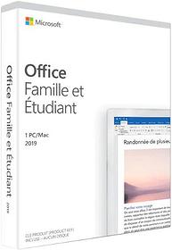Office Famille et Étudiant 2019 PC/Mac (F) Physique (Box) Microsoft 785300153617 Photo no. 1