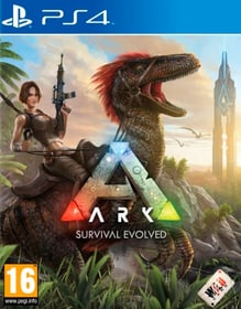 PS4 - ARK: Survival Evolved Box 785300122829 N. figura 1