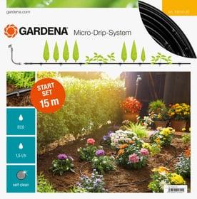 Micro-Drip-System Set de base Gardena 630844400000 Photo no. 1