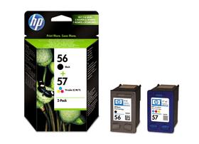 SA342AE Combopack Nr. 56/57XL black/color Tintenpatrone HP 797511900000 Bild Nr. 1