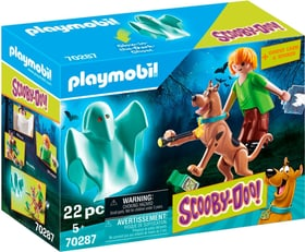 70287 SCOOBY-DOO! Scooby & Shaggy avec fantôme PLAYMOBIL® 748032100000 Photo no. 1