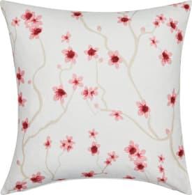 JANA Housse de coussin décoratif 450760640838 Couleur Rose Dimensions L: 45.0 cm x H: 45.0 cm Photo no. 1