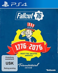PS4 - Fallout 76 - Tricentennial Edition (F) Box 785300139076 Langue Français Plate-forme Sony PlayStation 4 Photo no. 1