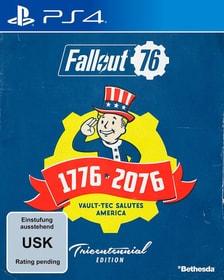 PS4 - Fallout 76 - Tricentennial Edition (F) Box 785300139076 Lingua Francese Piattaforma Sony PlayStation 4 N. figura 1
