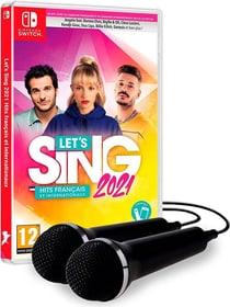 NSW - Let's Sing 2021 Hits français et internationaux + 2 Mics (F) Box 785300155094 Bild Nr. 1