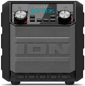Tailgater Go - Noir Haut-parleur Bluetooth Ion 785300122815 Photo no. 1