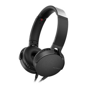 MDR-XB550APB - Schwarz On-Ear Kopfhörer Sony 772777500000 Bild Nr. 1