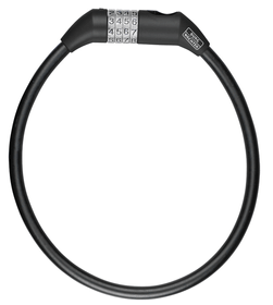 235 80 L black Lucchetto a cavo Burg-Wächter 614166800000 N. figura 1