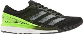 Adizero Boston Herren-Runningschuh Adidas 465312142520 Grösse 42.5 Farbe schwarz Bild-Nr. 1
