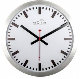 Horloge murale RCC blanc diam Horologe murale NexTime 785300140003 Photo no. 1