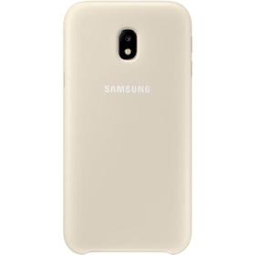 Dual Layer Cover gold Hülle Samsung 785300129408 Bild Nr. 1