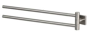 Nyo-Steel brushed Handtuchhalter 675478800000 Bild Nr. 1